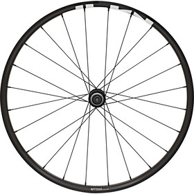 "Shimano WH-MT500 MTB Front Wheel 27,5"" Disc CL Clincher QR black"